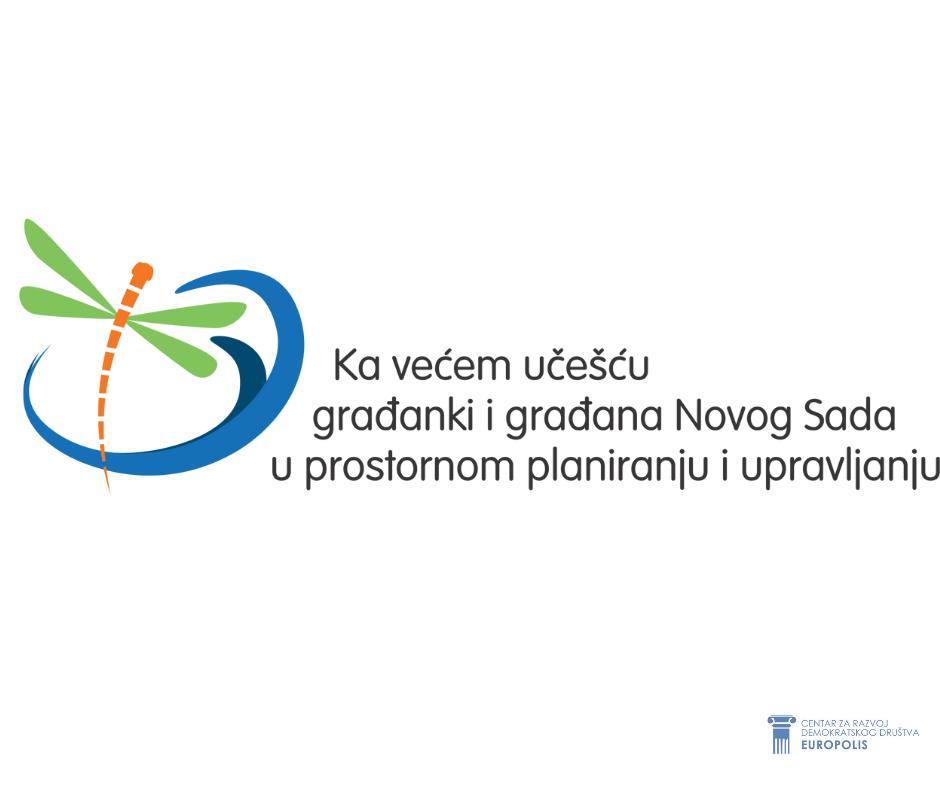 Ka većem učešću građanki i građana Novog Sada u prostornom planiranju i upravljanju